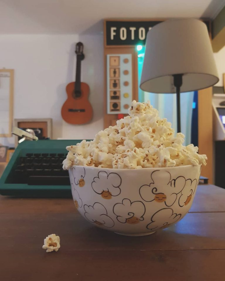 Popcorn Afro